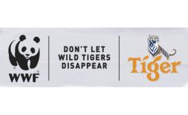 Tiger Beer WWF partnership