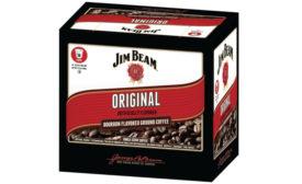 White Coffee Jim Beam Originial
