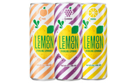 Lemon Lemon sparkling drink