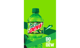 Mountain Dew 2017 Packaging