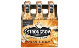 Strongbow Orange Blossom