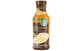 Starbucks Iced Coffee Salted Caramel