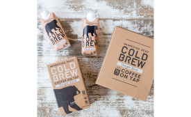 Wandering Bear Coffee carton