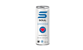 Soul: Cardiovascular Sparkling Water - Beverage Industry