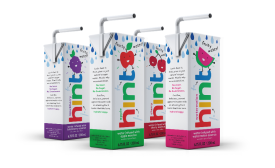 hint water for kids - Beverage Industry