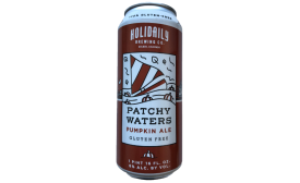Patchy Waters Pumpkin Ale - Beverage Industry
