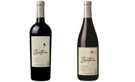 Bonterra Merlot, Pinot Noir