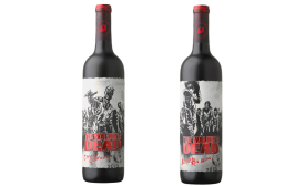 The Walking Dead Wine - Beverage Industry