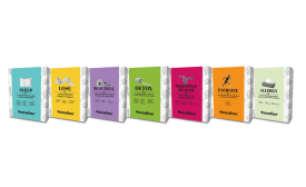 Teasäne Wellness Teas - Beverage Industry