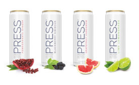 PRESS Hard Seltzer - Beverage Industry