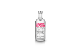 Absolut Grapefruit - Beverage Industry