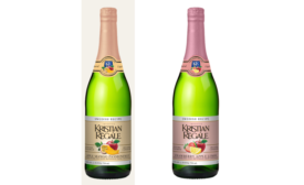 Kristian Regale sparkling juices
