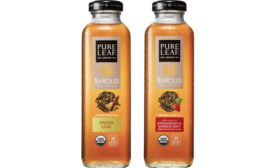 Pure Leaf Spiced Chai, Strawberry Mint