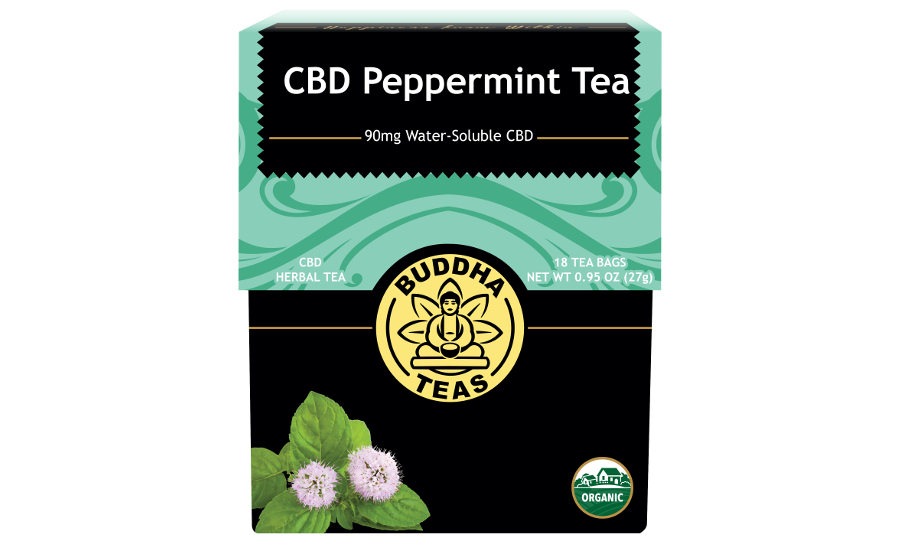CBD Peppermint Tea | 2018-11-07 | Beverage Industry