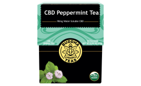 CBD Peppermint Tea - Beverage Industry