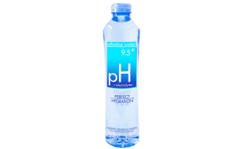 Perfect Hydration Alkaline Electrolyte Enhanced Water - Beverage Industry