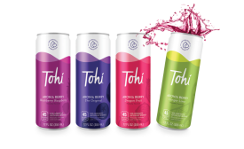 Tohi Aronia Berry Beverages - Beverage Industry