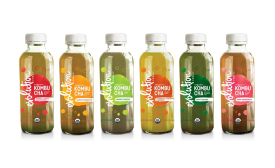 Evolution Fresh Organic Kombucha - Beverage Industry