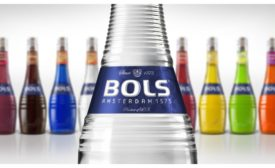 Lucas Bols labels