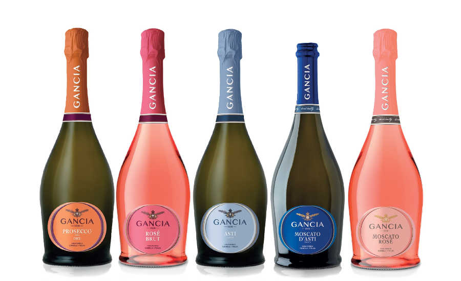 Gancia Sparkling Wines Launches New Platform