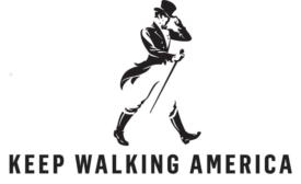 Johnnie Walker Keep Walking America