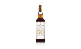 Macallan 50 Year Bottle