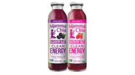 Mamma Chia Clean Energy Beverages