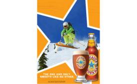 Newcastle Brown Ale Ski Program