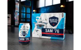 Sam 76 beer