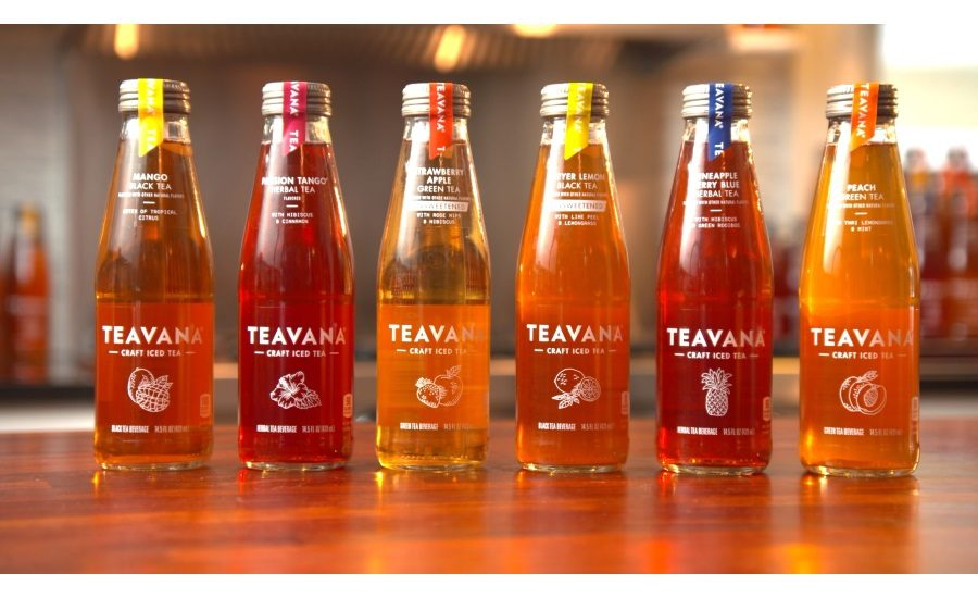 Starbucks Unveils New Rtd Teavana Flavor 2018 01 30