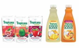 Tropicana Kids and Coco Blends