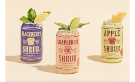 Quaker City Shrubs Sparkling Beverages - Beverage Industry