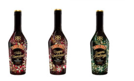 Baileys Irish Cream festive bottles