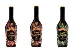 Baileys Irish Cream festive bottles
