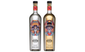 Jose Cuervo Day of the Dead Bottles