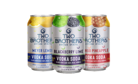 Canned Vodka Sodas - Beverage Industry
