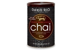 Black Rhino Cocoa Chai - Beverage Industry