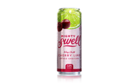 Mighty Swell Spiked Spritzer - Beverage Industry