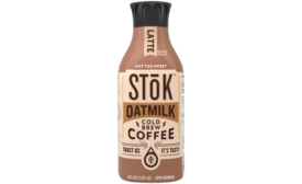 Stok Oatmilk Latte