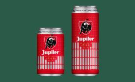 Jupiler Colder Longer Cans