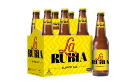 La Rubia Blonde Ale