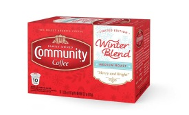 Community Coffee Winter Blend
