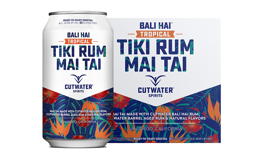 cutwater spirits bali hai tiki rum mai tai 2019 11 15 beverage industry cutwater spirits bali hai tiki rum mai