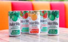 Dulce Vida Tequila Sparkling Canned Cocktails