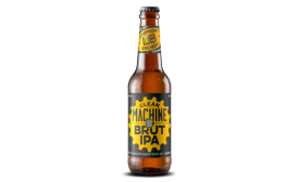 Clean Machine Brut IPA - Beverage Industry