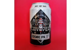Space Camper Cosmic IPA - Beverage Industry