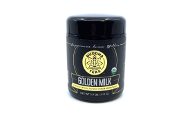 Buddha Teas' Golden Milk Powder - Beverage Industry