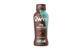 OWYN Dark Chocolate Protein Drink - Beverage Industry