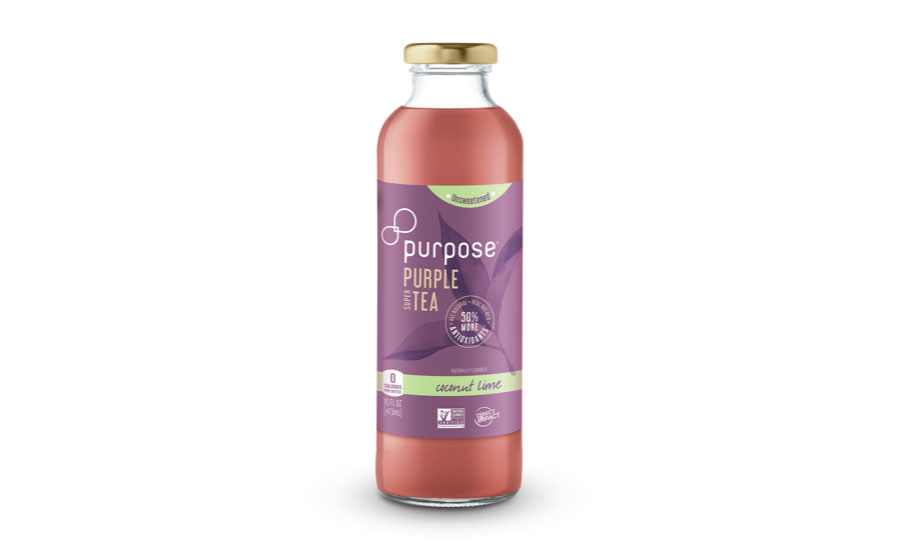 Purple Purpose Tea