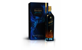 Johnnie Walker Blue Label Ghost and Rare Glenury Royal - Beverage Industry
